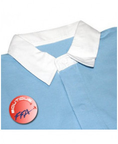 """Polo F.F.A. """"Aéro-Club"""" Homme - Taille S"""