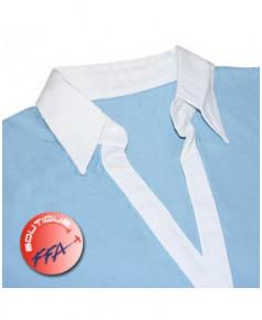 "Polo F.F.A. ""Aéro-Club"" Femme - Taille XL"
