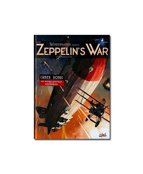 Zeppelin's War - Tome 1 : Les Raiders de la nuit