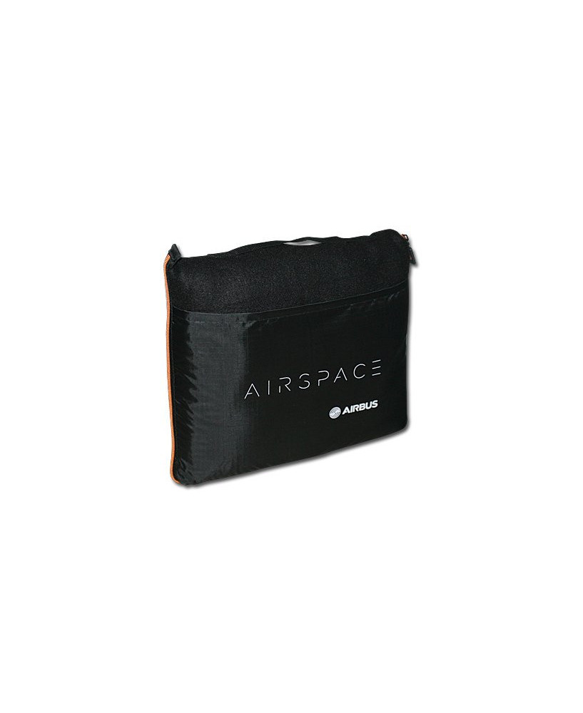 """Couverture polaire compressible Airbus """"Airspace collection"""""""