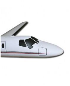 Maquette bois Cessna 550B Citation Bravo
