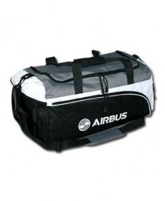 Sac de voyage - Gris, Blanc et Noir - Airbus