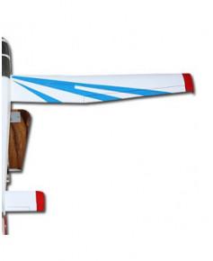 Maquette bois planeur Wassmer WA30 Bijave
