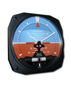 Horloge 26 cm horizon artificiel