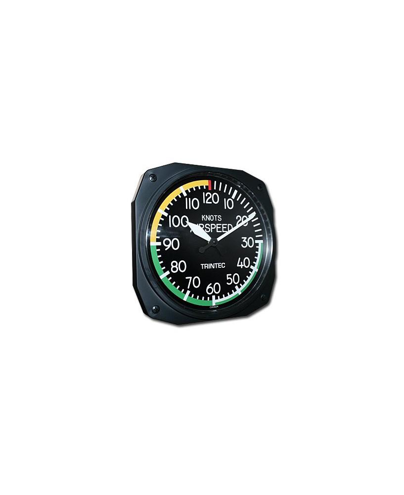 Horloge 26 cm anémomètre