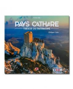 Pays Cathare vu du ciel