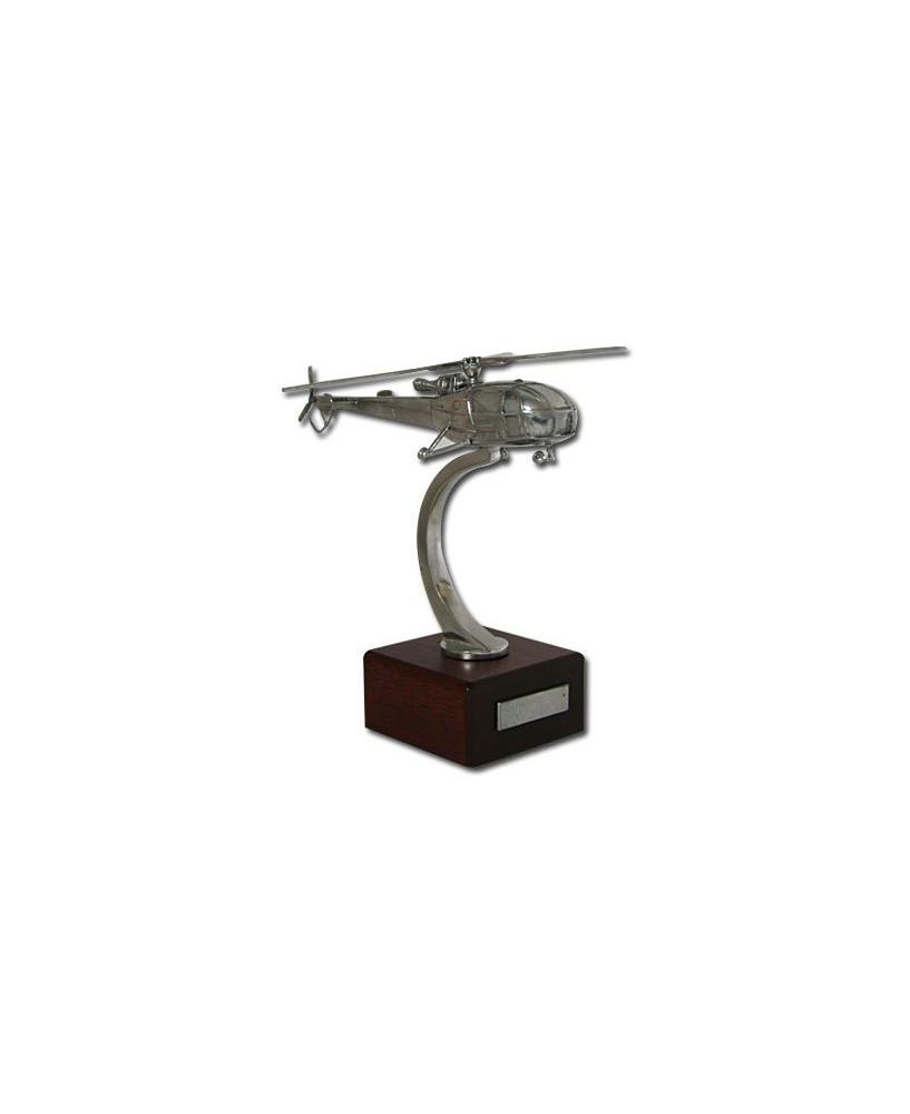 Maquette étain Alouette III Serge LEIBOVITZ - 1/72e