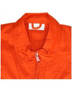 Combinaison pilote orange - Taille FR 48 (EUR 52)