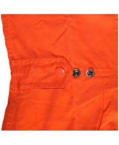 Combinaison pilote orange - Taille FR 54 (EUR 58)