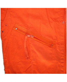 Combinaison pilote orange - Taille FR 56 (EUR 60)