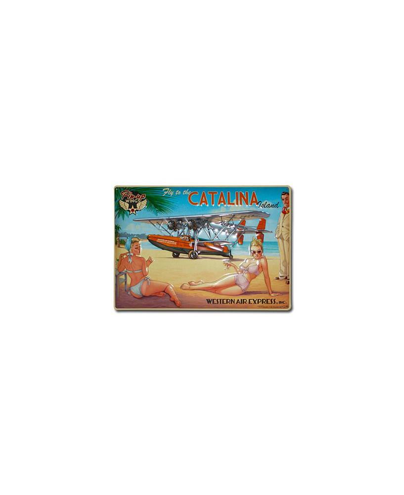 Plaque décorative en relief Sikorsky - Romain HUGAULT (41 x 29 cm)