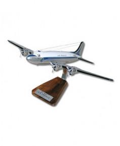 Maquette bois Douglas DC4 Air France F-BBDJ - 1/72e
