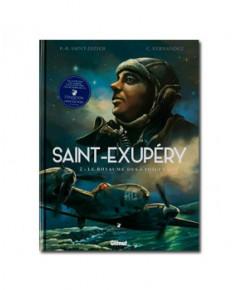 Saint-Exupéry - Tome 2 : Le royaume des étoiles