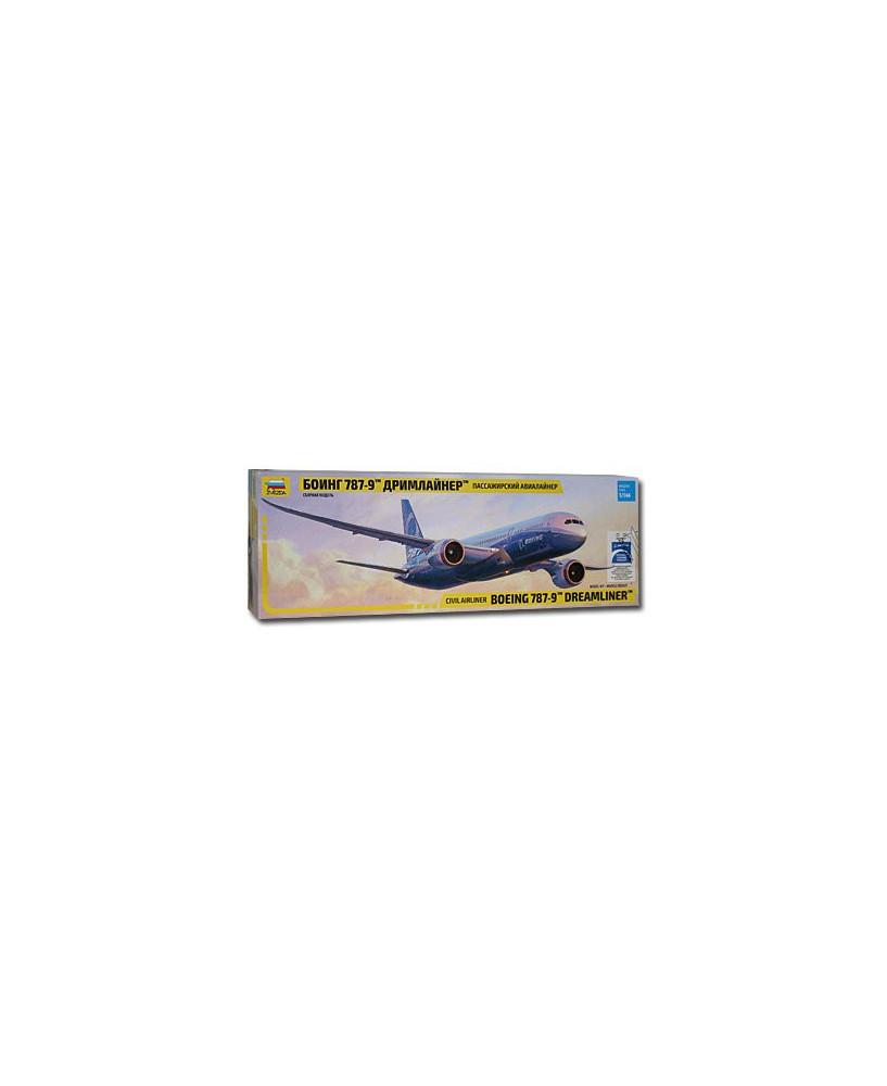 Maquette à monter Boeing 787-9 Dreamliner - 1/144e