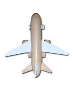 Avion en bois Air France