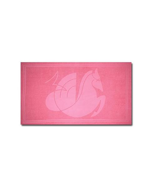 Drap de plage Air France - rose