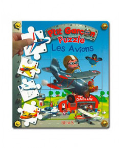 Les avions - P'tit garçon / Puzzle