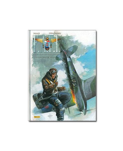 F.A.F.L. - Tome 6 : La bataille de Télémark