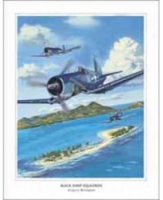 Poster Blacksheep Squadron