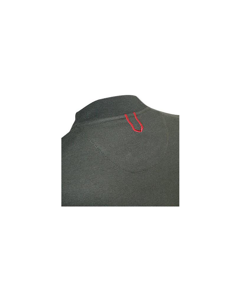 Tee-shirt kaki manches longues AIR - Taille L