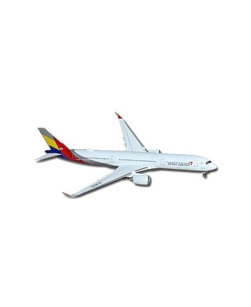 Maquette métal A350-900 Asiana Airlines - 1/500e
