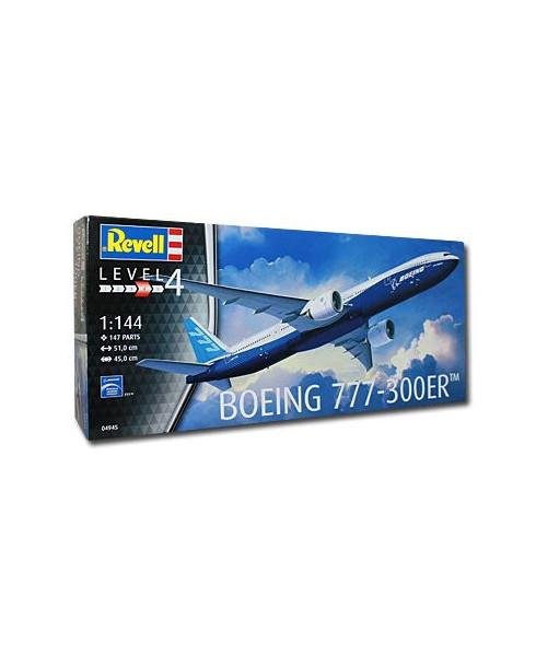 Maquette à monter Boeing 777-300ER - 1/144e