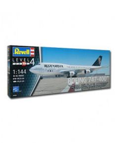 Maquette à monter Boeing 747-400 Iron Maiden - 1/144e