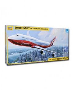 Maquette à monter Boeing 747-8 - 1/144e