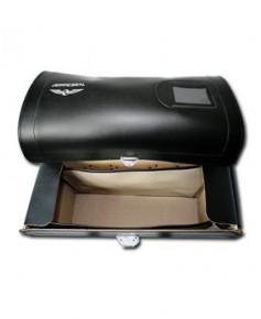 Pilot-case cuir Jeppesen Airline