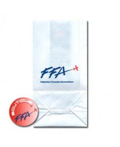 Lot de 50 sacs vomitoires F.F.A.