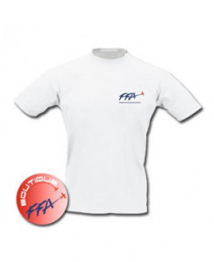 Tee-Shirt classique F.F.A. - Taille S