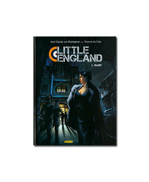 Little England - Tome 1 : Ruby