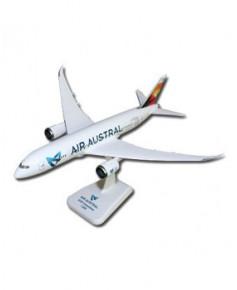 "Maquette plastique Boeing 787-8 Air Austral ""Volcano"" - 1/200e"