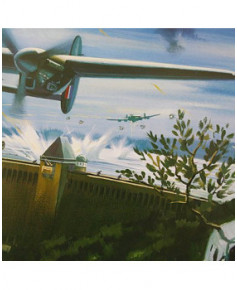 Poster Benjamin FREUDENTHAL - Dam Busters squadron