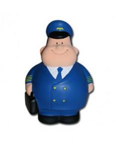 Figurine Capitaine antistress