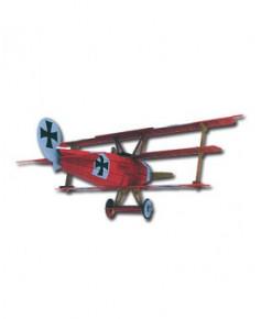 Construis l'avion 3D, l'histoire de l'aviation - Voyage, découvre, explore