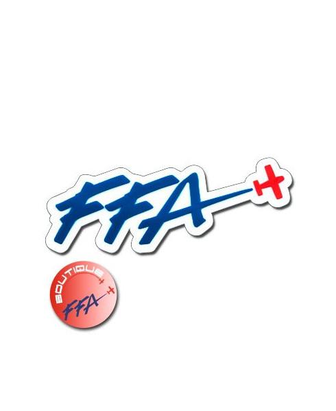 Magnet 3D souple F.F.A.