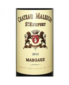 Château Malescot Saint-Exupéry - 2012 - Château Margaux Cru classé