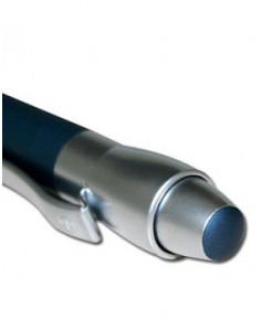 Stylo Airbus bleu métal