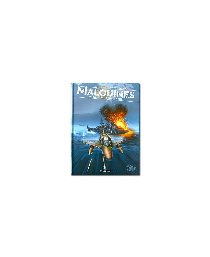 Malouines - Le ciel appartient aux faucons - L'intégrale