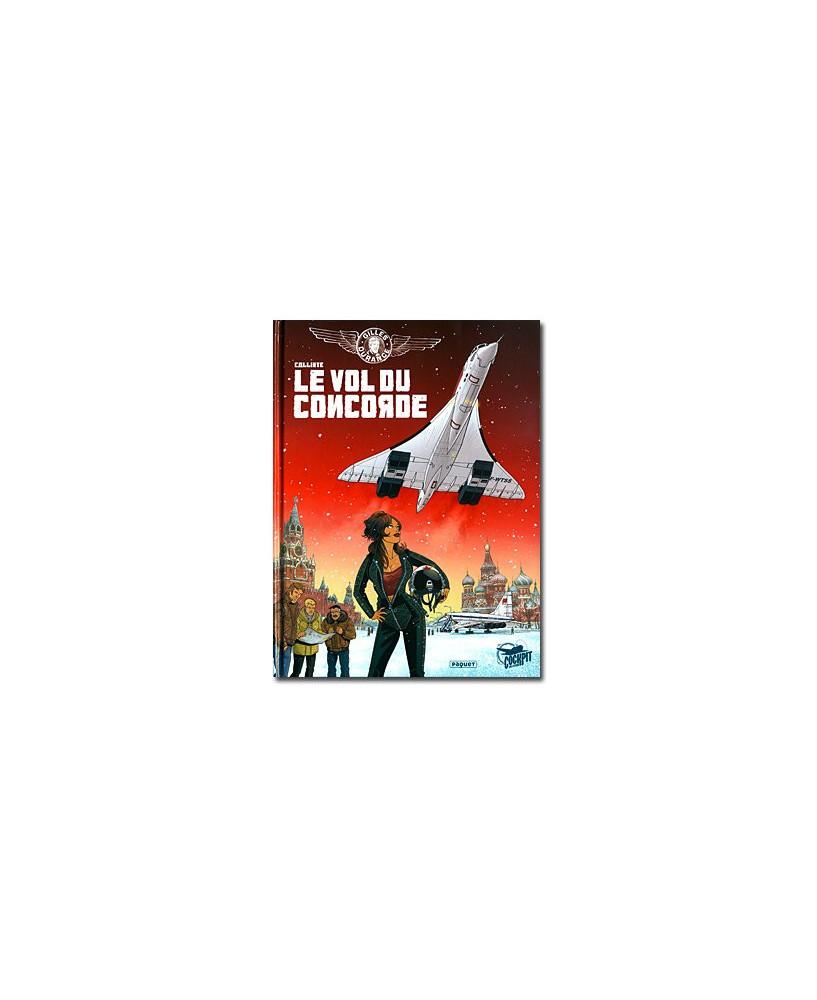 Gilles Durance - Tome 3 : Le vol du Concorde