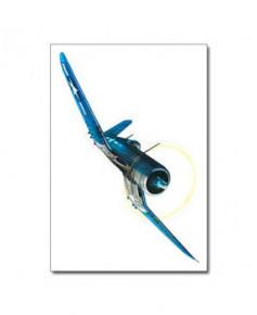 Pochette de stickers Pin-up Wings - Set n° 1
