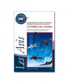 Recommandations pour éviter un déclassement stratégique de l'Europe dans le domaine de L'Aviation de combat
