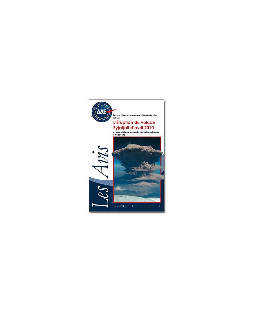 Leçons à tirer et recommandations élaborées suite à L'Eruption du volcan Eyjafjöll d'avril 2010