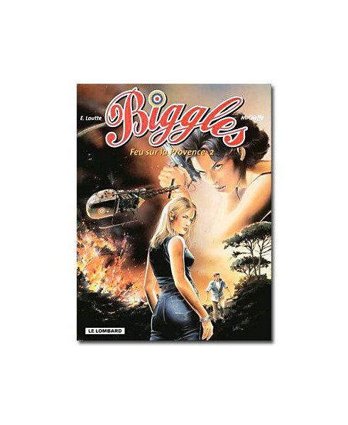 Biggles - Feu sur la Provence 2