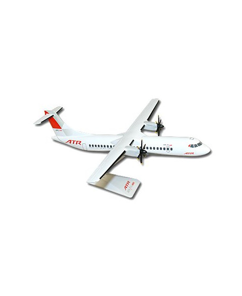 Maquette plastique ATR72-600 - 1/100e