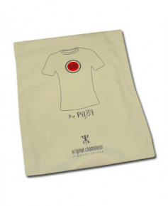 Tee-shirt Lucky to fly - Taille XL