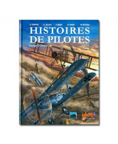 Histoires de pilotes - Tome 9 : Georges Guynemer