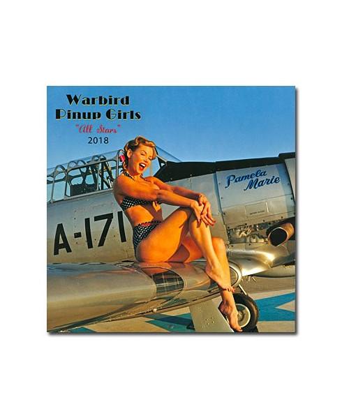 Calendrier Pin Up.Calendrier Warbird Pinup Girls 2018