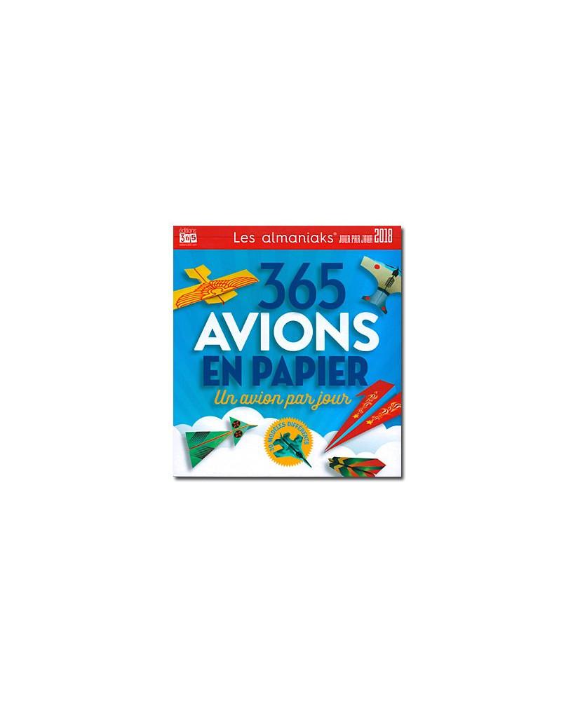365 avions en papier - édition 2018